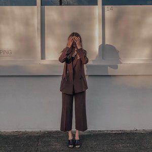 Aritzia Jackets & Coats - Little Moon Caluna Blazer (Condition: LIKE NEW!)
